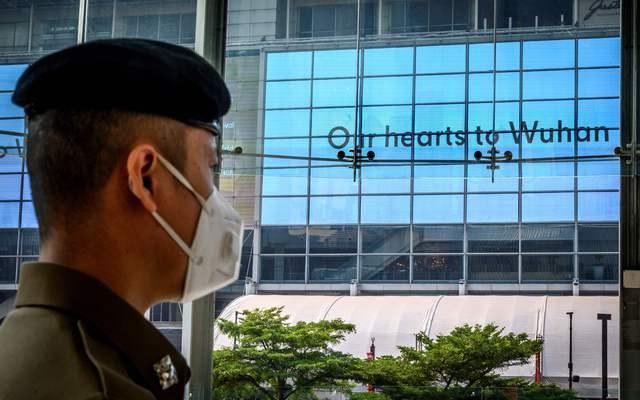 El coronavirus desploma la Bolsa de China